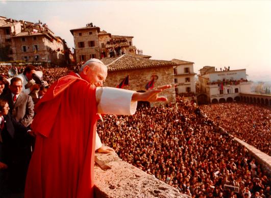 Giovanni Paolo II e quel \